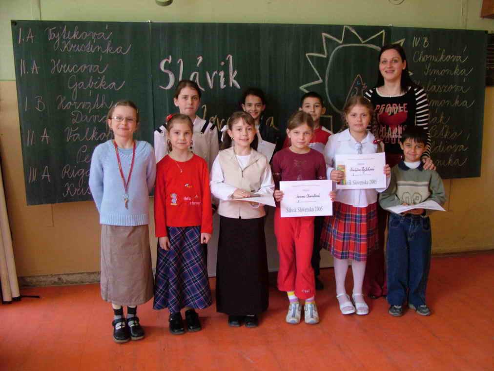 zakladna skola gessayova